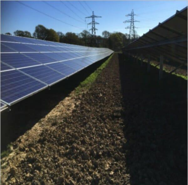 Isle of Wight Solar Farm