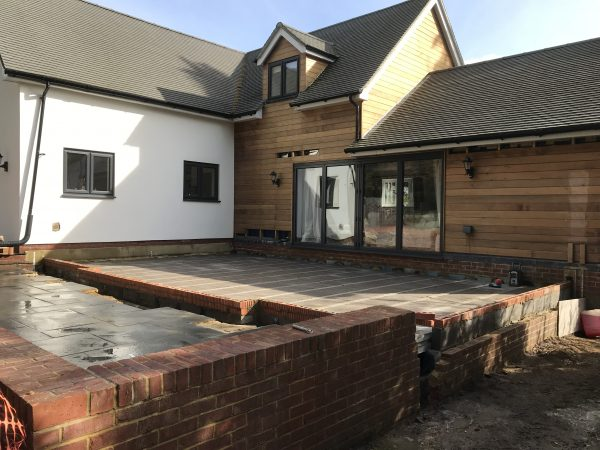 Bramshott Extension and Patio