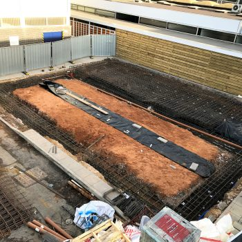 Coventry Ground works and construction work